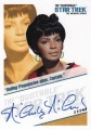 The Quotable Star Trek Original Series Trading Card QA5