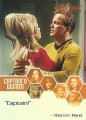 The Quotable Star Trek Original Series Trading Card W1