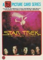 Star Trek The Motion Picture Colonial Bread Trading Card 1