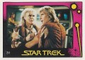 Star Trek II The Wrath of Khan Monty Gum Trading Card 31