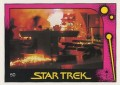 Star Trek II The Wrath of Khan Monty Gum Trading Card 50