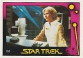 Star Trek II The Wrath of Khan Monty Gum Trading Card 53