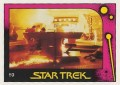 Star Trek II The Wrath of Khan Monty Gum Trading Card 59
