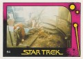 Star Trek II The Wrath of Khan Monty Gum Trading Card 64