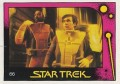 Star Trek II The Wrath of Khan Monty Gum Trading Card 66