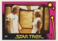 Star Trek II The Wrath of Khan Monty Gum Trading Card 69