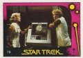 Star Trek II The Wrath of Khan Monty Gum Trading Card 75