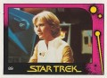 Star Trek II The Wrath of Khan Monty Gum Trading Card 89