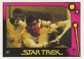Star Trek II The Wrath of Khan Monty Gum Trading Card 97