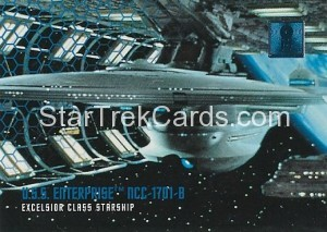 30 Years of Star Trek Phase One Trading Card 03