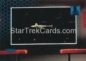 30 Years of Star Trek Phase One Trading Card 12