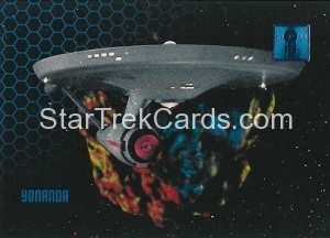 30 Years of Star Trek Phase One Trading Card 17