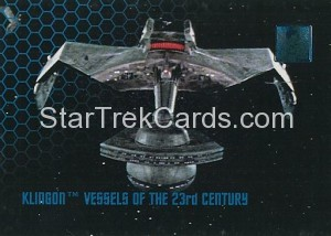 30 Years of Star Trek Phase One Trading Card 21