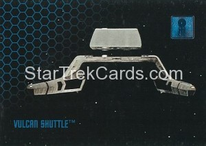 30 Years of Star Trek Phase One Trading Card 22