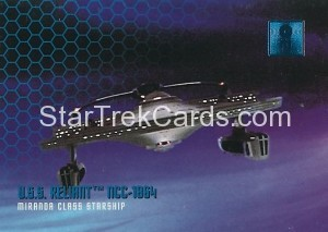 30 Years of Star Trek Phase One Trading Card 23