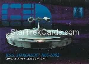 30 Years of Star Trek Phase One Trading Card 28