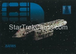 30 Years of Star Trek Phase One Trading Card 29