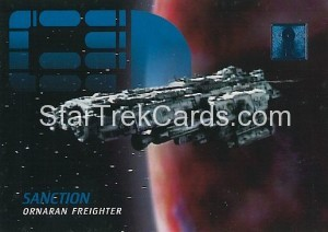 30 Years of Star Trek Phase One Trading Card 30