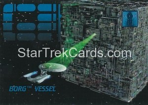 30 Years of Star Trek Phase One Trading Card 31