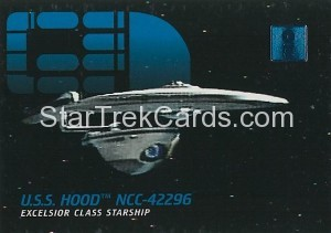 30 Years of Star Trek Phase One Trading Card 32