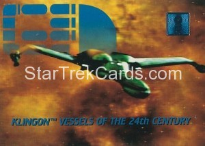 30 Years of Star Trek Phase One Trading Card 38