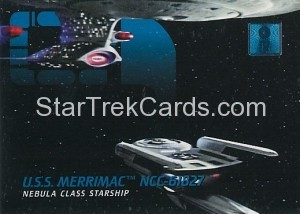 30 Years of Star Trek Phase One Trading Card 40