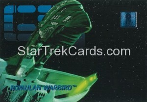 30 Years of Star Trek Phase One Trading Card 42