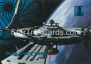 30 Years of Star Trek Phase One Trading Card 46