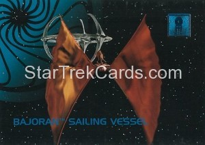 30 Years of Star Trek Phase One Trading Card 51