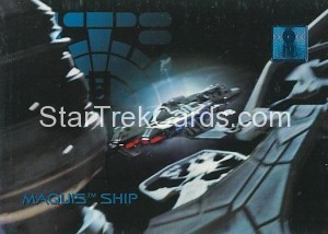 30 Years of Star Trek Phase One Trading Card 52