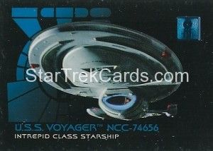 30 Years of Star Trek Phase One Trading Card 53