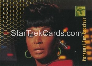 30 Years of Star Trek Phase One Trading Card 56