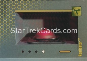 30 Years of Star Trek Phase One Trading Card 59