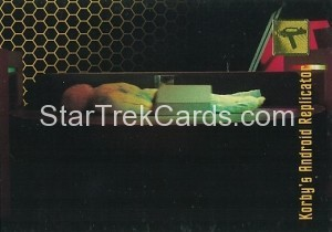 30 Years of Star Trek Phase One Trading Card 60
