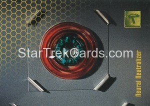 30 Years of Star Trek Phase One Trading Card 61