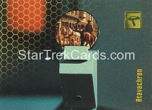 30 Years of Star Trek Phase One Trading Card 70