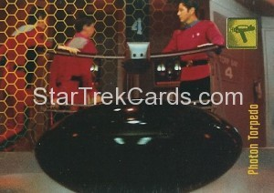 30 Years of Star Trek Phase One Trading Card 73