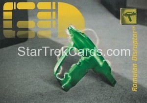 30 Years of Star Trek Phase One Trading Card 82