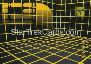 30 Years of Star Trek Phase One Trading Card 87