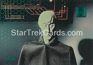 30 Years of Star Trek Phase One Trading Card 91