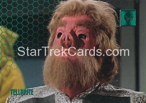 30 Years of Star Trek Phase One Trading Card 92