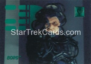 30 Years of Star Trek Phase One Trading Card 95