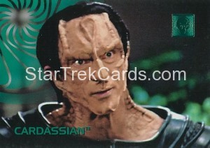 30 Years of Star Trek Phase One Trading Card 98
