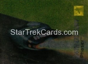 30 Years of Star Trek Phase One Trading Card E3