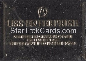 30 Years of Star Trek Phase One Trading Card R 3