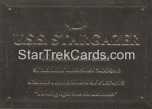 30 Years of Star Trek Phase One Trading Card R6