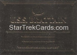 30 Years of Star Trek Phase One Trading Card R7