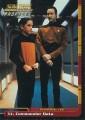 Star Trek The Next Generation Profiles Trading Card 3