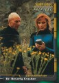 Star Trek The Next Generation Profiles Trading Card 77