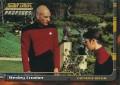 Star Trek The Next Generation Profiles Trading Card 81